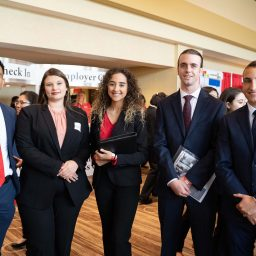 Bauer College students meet employers at Fall 2019 Career Fair