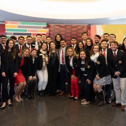 University of Houston celebrates #1 ranking for undergraduate entrepreneurship program