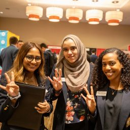 Program for Excellence in Selling Host Career Fair in Fall 2019