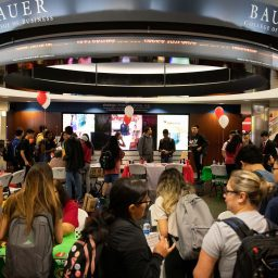 Bauer Pride Day brings college together